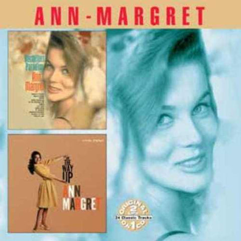 Ann-Margret: Bachelor's Paradise / On The Way Up NEW CD