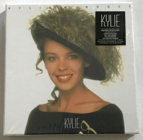 "Kylie Minogue ""KYLIE"" Collectors edition LP / 2xCD / DVD -"