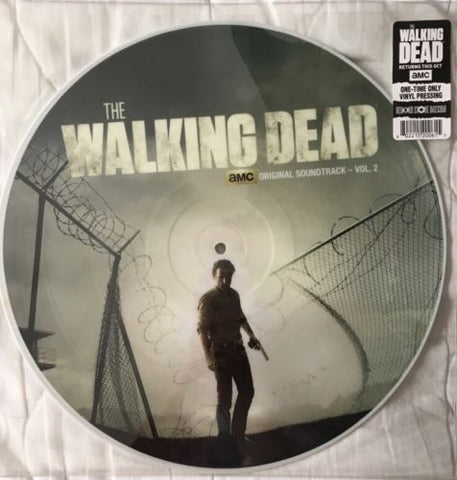 The Walking Dead Soundtrack vol. 2 (Picture Disc) RSD 2015