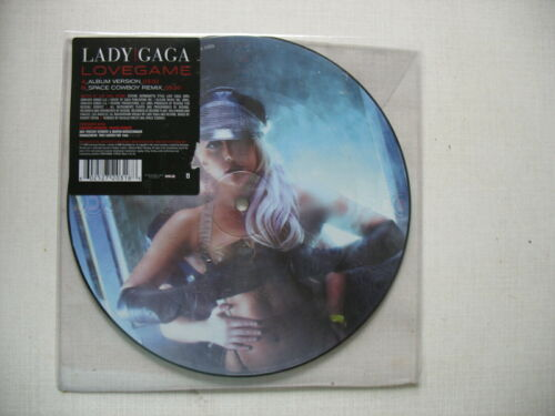 Lady GaGa - LOVEGAME 45 picture disc -