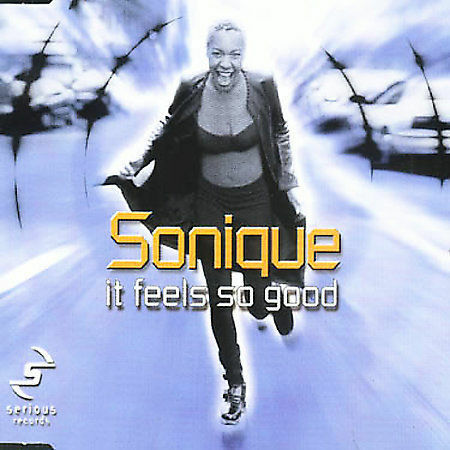 Sonique - It Feels So Good - Used CD