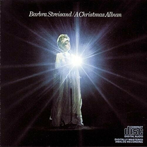 Barbra Streisand - A Christmas Album - Used CD