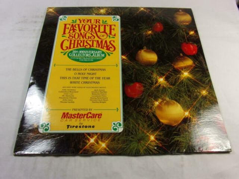 Your Favorite Songs of Christmas 2xLP original Vinyl - New