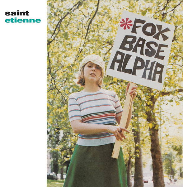 Saint Etienne - Fox Base Alpha 180g LP VINYL