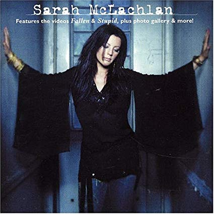 "Sarah McLachlan - DVD single ""FALLEN & Stupid"" (Used)"