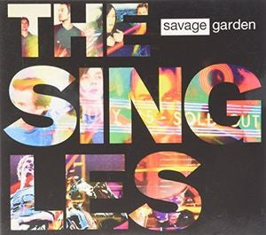 Savage Garden / Darren Hayes The Singles CD + DVD DELUXE