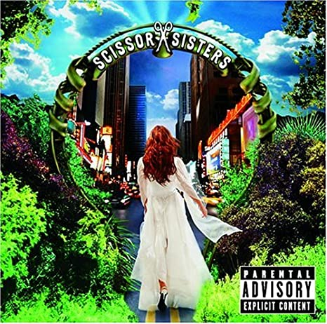 Scissor Sisters - (self titled) Used CD 2004