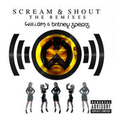 Britney Spears Will.i.am Scream & Shout  (DJ CD)