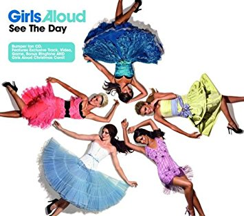 Girls Aloud  - See The Day (Import CD Single)