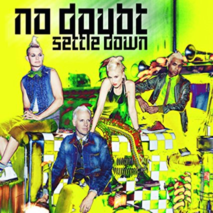 No Doubt - Settle Down CD single