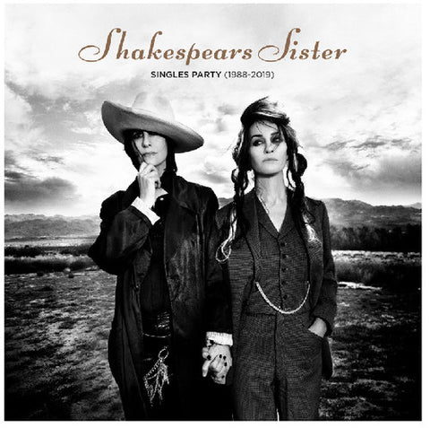 Shakespears Sister - Singles Party (1988-2019) 2 CD Deluxe Edition- New