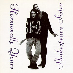 Shakespears Sister - Hormonally Yours CD (Used Like New)