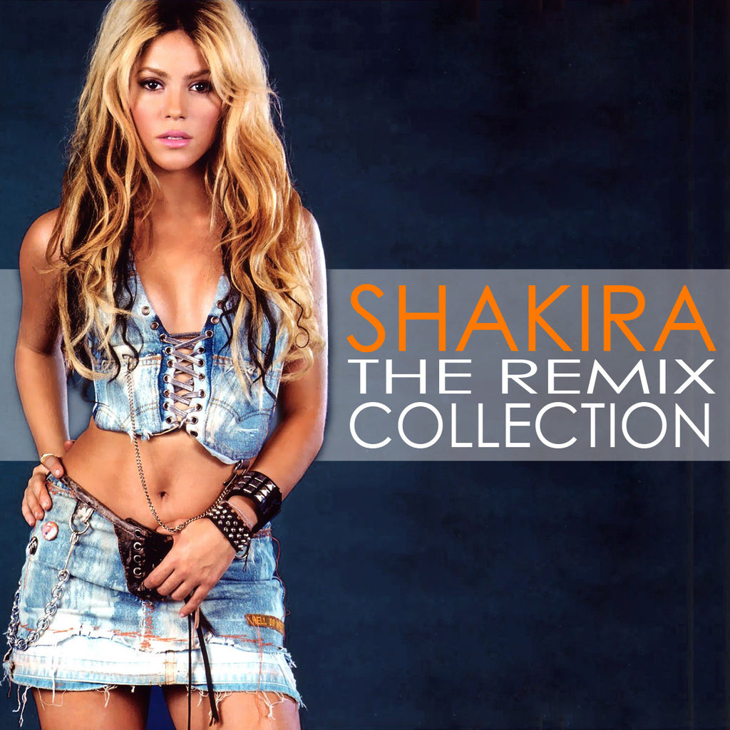 Shakira The REMIX Collection (SALE)