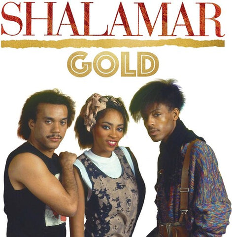 "Shalamar (Jody Watley) - GOLD - 3 CD set w/ 12"" remixes"