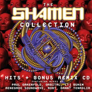 Shamen - Hits & Remixes Double CD