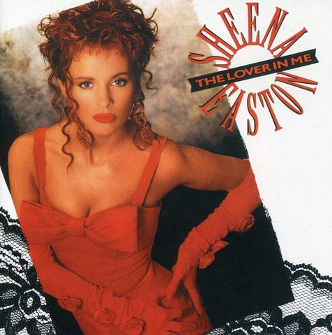 Sheena Easton - The Lover In Me (Import expanded edition) CD