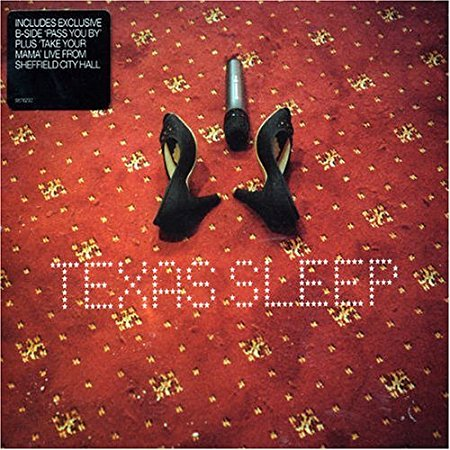 Texas - Sleep (CD Single)