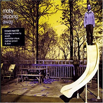 Moby - Slipping Away (CD single) Import