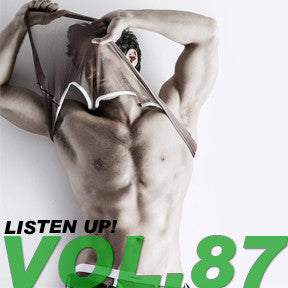 Listen Up! Vol. 87  (Various Artist) CD