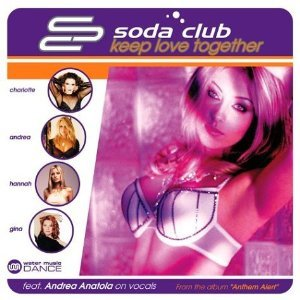 Soda Club - Keep Love Together - Import CD single