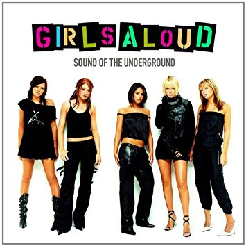 Girls Aloud - Sound Of The Underground CD +5  UK