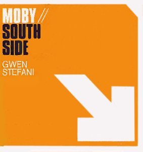 Moby ft: Gwen Stefani - South Side (CD single) Used