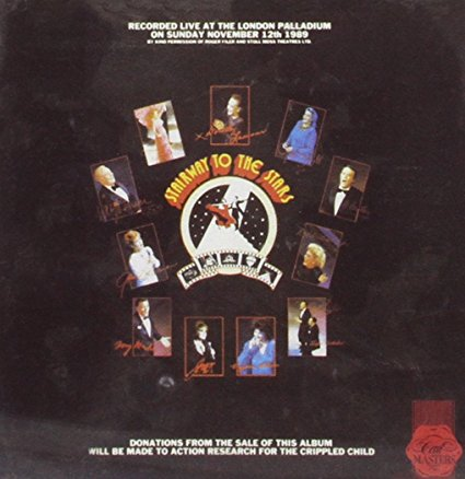 Stairway to the Stars Original 1989 London Cast CD (Used)