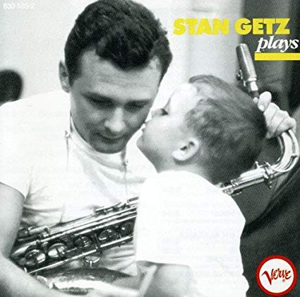 Stan Getz - PLAYS (Used CD)