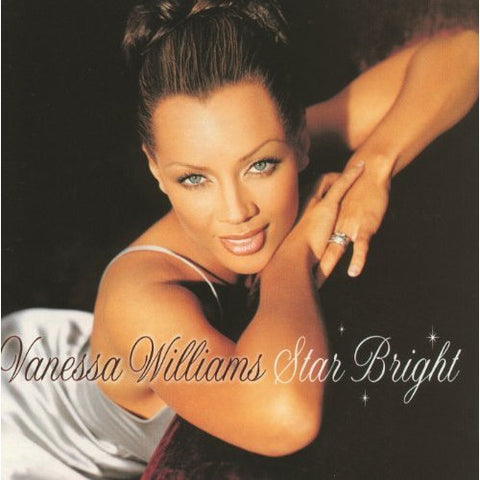 Vanessa Williams - Star Bright Christmas CD (Used)
