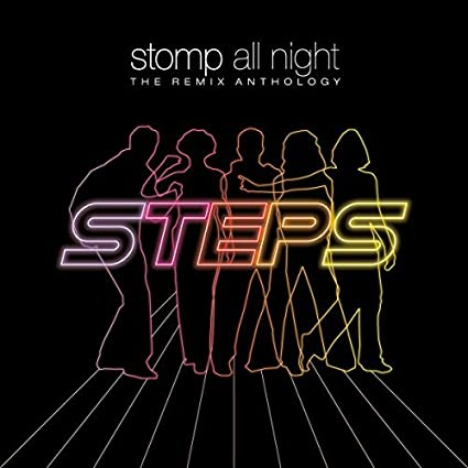 Steps: Stomp All Night : The REMIX Anthology 3 CD Import -New