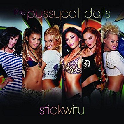 Pussycat Dolls - StickwithU - CD single