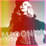 Madonna Sticky & Sweet LIVE rehearsal tour  2PC CD