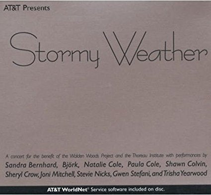 Various Artist - Stormy Weather  CD (Used)