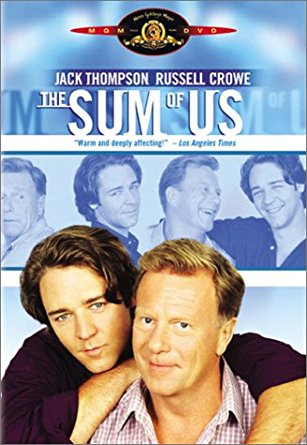 The Sum Of Us DVD (Used) Russell Crowe