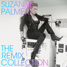 Suzanne Palmer The REMIX Collection CD