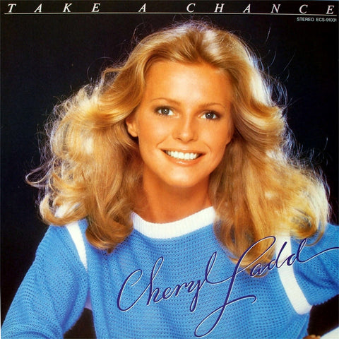 Cheryl Ladd  - Take A Chance (1981) CD