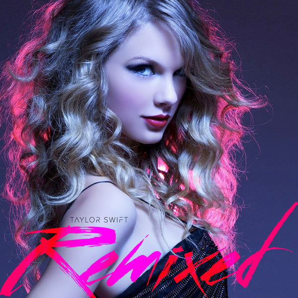 Taylor Swift - REMIXED  CD