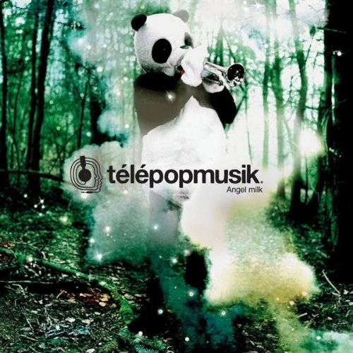 Telepopmusik - Angel Milk (Promo advanced CD) Used
