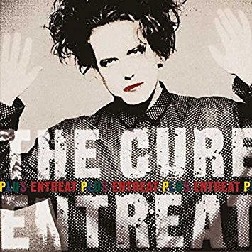 The Cure - Entreat Plus expanded 2LP VINYL