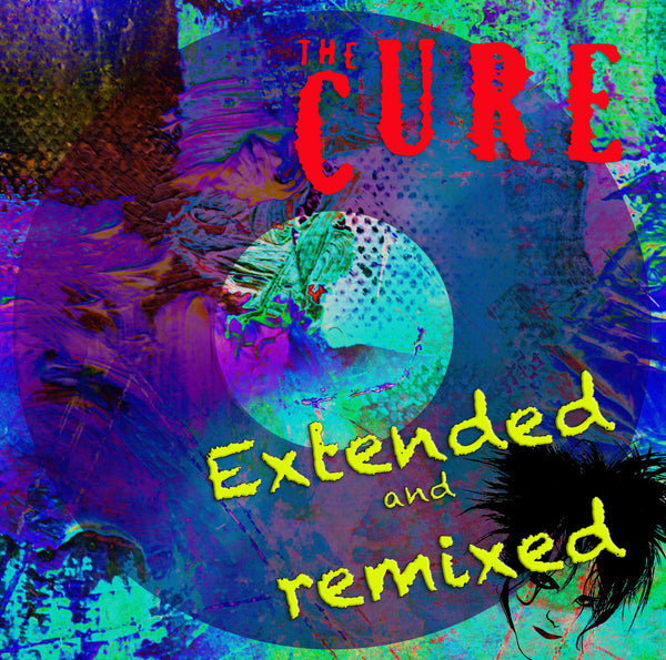 The Cure - Extended and Remixed (DJ CD) Import