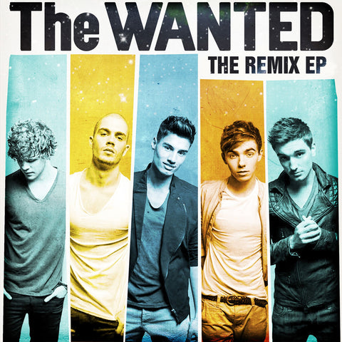 The Wanted REMIX EP