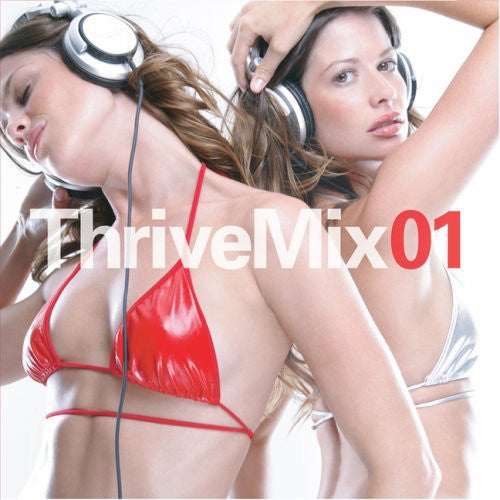 Thrive Mix 01 - Double CD Used