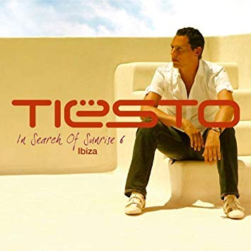 Tiesto - In Search of Sunrise vol. 6 IBIZA (USED CD) Like New