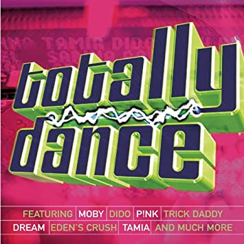 Totally Dance (Various artist & Mixes) Used CD -