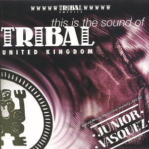 Junior Vasquez - This Is the Sound of Tribal UK  (Used CD)