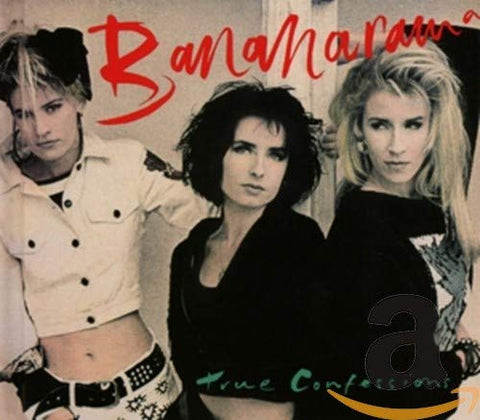Bananarama - TRUE CONFESSION (Expanded 3 Disc) New 2CD/DVD - sealed  (USA orders only)