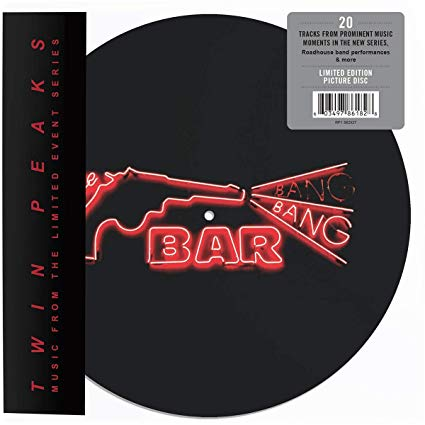 Twin Peaks - RSD Limited Edition - picture disc  2xLP vinyl