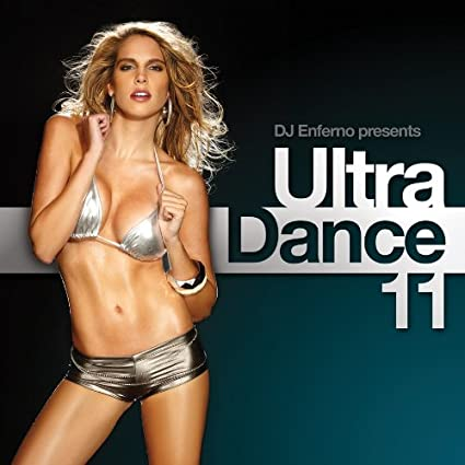 Ultra Dance 11 - DJ Enferno Presents - double CD PROMO (madonna, P!NK, Mariah, Gaga +)