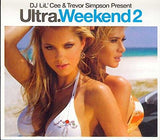 Ultra Weekend 2  - Various artist (remixes)  2CD set