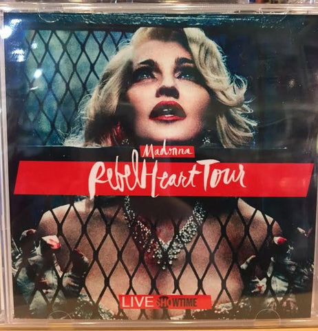 MADONNA - Rebel Heart Tour LIVE (2CD) + Bonus LIVE